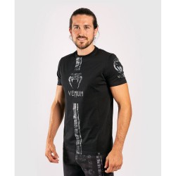 Venum Logos T-Shirt schwarz Urban Camo