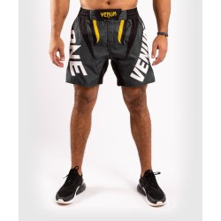 Venum One FC Impact Fightshorts Grey Yellow