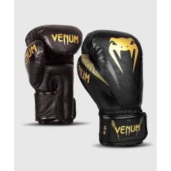 Venum Impact Boxhandschuhe Black Gold