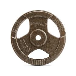 PROTEUS Gewichtscheibe 30mm 15kg
