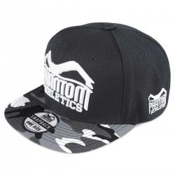 Phantom  Cap Team Black Camo