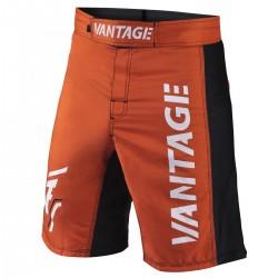 Vantage Combat Team Fightshorts Orange