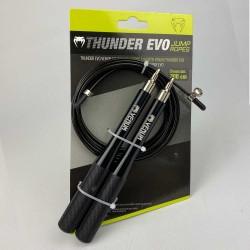 Venum Thunder EVO Jump Rope Black