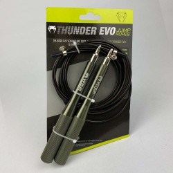 Venum Thunder EVO Jump Rope Khaki