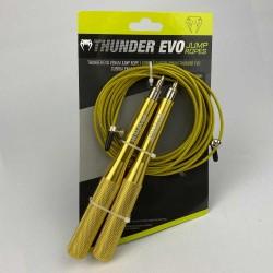 Venum Thunder EVO Jump Rope Gold