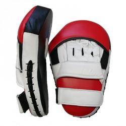 Dax Handpratze Super Shield Gekrümmt Leder