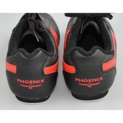 Abverkauf Phoenix Kampfsportschuhe Allround PU Schwarz