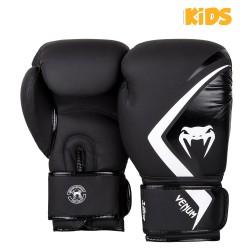 Venum Contender 2.0 Boxhandschuhe Kids Black Grey