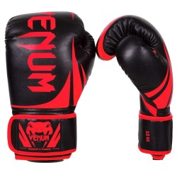 Venum Challenger 2.0 Boxhandschuhe Black Red