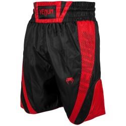 Venum Elite Boxerhose Black Red