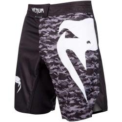 Venum Light 3.0 Fightshorts Black Urban Camo