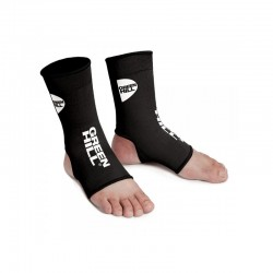 Green Hill Elastic Ankle Guards Schwarz