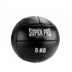 Super Pro Medizinball Leder 5Kg