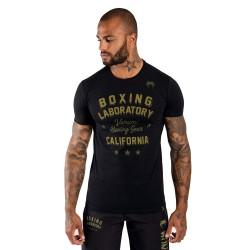 Venum Boxing Lab T-Shirt Black Green