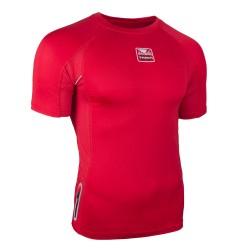Abverkauf Bad Boy X Train Compression T-Shirt SS Red