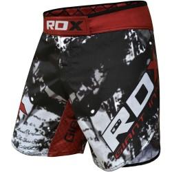 RDX MMA Fightshort R6 Giant Inside grau