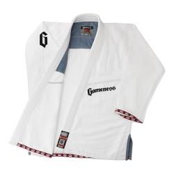 Gameness Pearl BJJ Gi V2 White