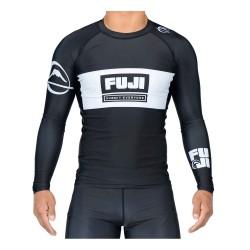Fuji Franchise Rashguard Black LS