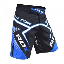 RDX MMA Fightshort R7 Giant Inside blau