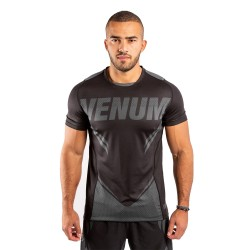 Venum One Fc Impact Dry Tech T-Shirt Black Black