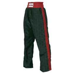 Top Ten Classic Kickboxhose Schwarz Rot
