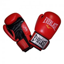 Abverkauf Everlast Moulded Foam Training Glove PU Red 6000