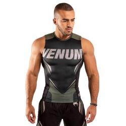 Venum One Fc Impact Rashguard SL Black Khaki