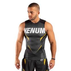 Venum One Fc Impact Rashguard SL Grey Yellow
