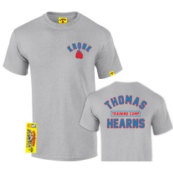 Kronk Boxing Thomas Hearns Trainings Camp T-Shirt Sport Grey