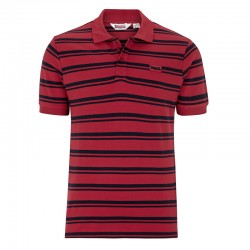 Lonsdale Caterham Herren Poloshirt Red