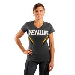 Venum One Fc Impact T-Shirt Women Grey Yellow