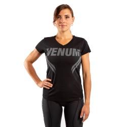 Venum One Fc Impact T-Shirt Women Black Black