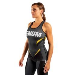 Venum One Fc Impact Tank Top Women Grey Yellow
