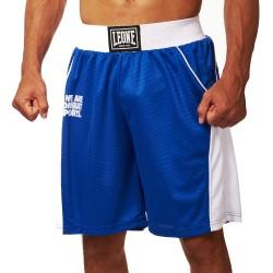 Leone 1947 Boxerhose Corner blau