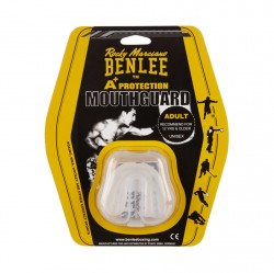 Benlee Breath Thermoplastic Mouthguard Transparent