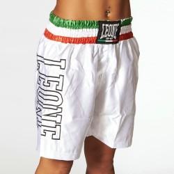 Leone 1947 Boxerhose Italia weiss