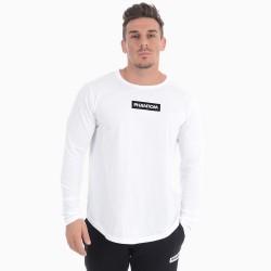 Phantom Zero T-Shirt White LS