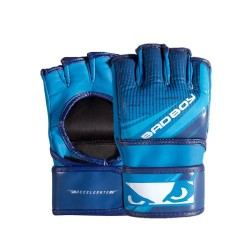 Bad Boy Accelerate Youth MMA Gloves Blue