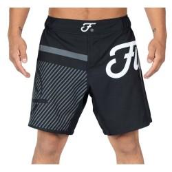 Fuji Script Grappling Shorts Grey