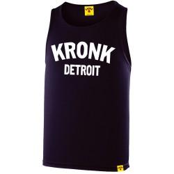 Kronk Detroit Training Gym Vest Navy