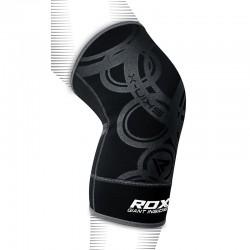 RDX Kniebandage NEO PRENE gray schwarz