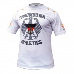 Throwdown Team Germany 2016 T-Shirt Weiss