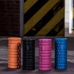 Tunturi Yoga Foam Grid Roller 33cm Orange