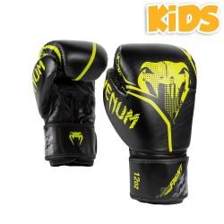 Venum Contender 1.2 Boxhandschuhe Kids Black Yellow