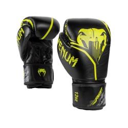 Venum Contender 1.2 Boxhandschuhe Black Yellow