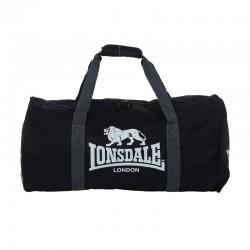 Lonsdale Bourne Sporttasche Schwarz