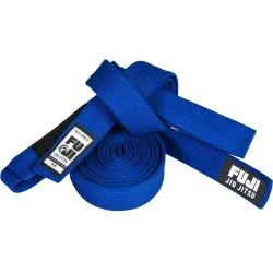 Fuji Premium Pearl Weave BJJ Belt Blue