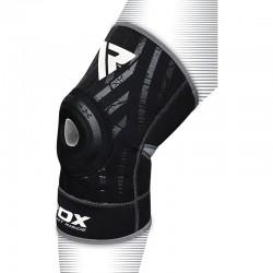 RDX Kniebandage NEO PRENE Pro grau schwarz