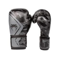 Venum Defender Contender 2.0 Boxhandschuhe Black Black