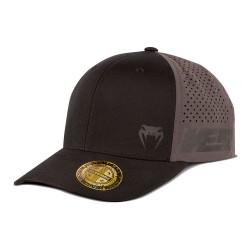 Venum Connect Basecap Grey Black